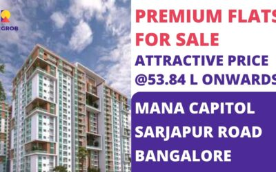 Mana Capitol Sarjapur Road Bangalore