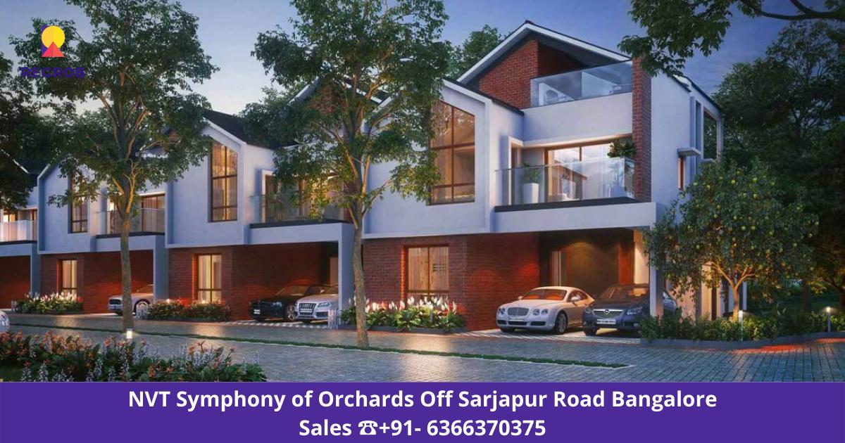 NVT Symphony of Orchards Villa