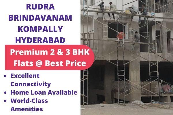 RUDRA BRINDAVANAM Kompally Hyderabad