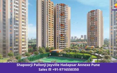 Shapoorji Pallonji Joyville Hadapsar Annexe