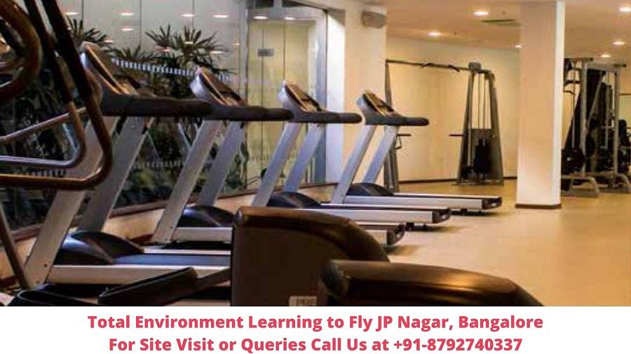 Total Environment Learning to Fly JP Nagar, Bangalore Gym