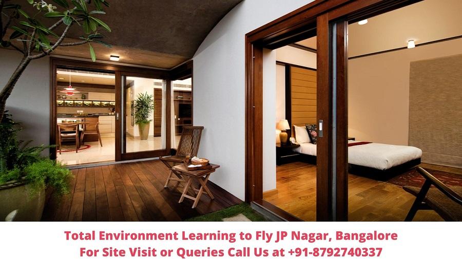 Total Environment Learning to Fly JP Nagar, Bangalore Interior View of Flat (1)