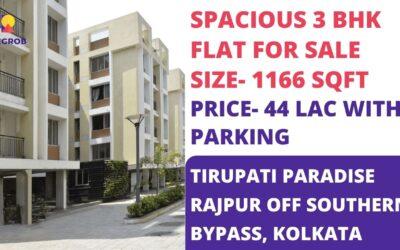 Tirupati Paradise Rajpur Kolkata