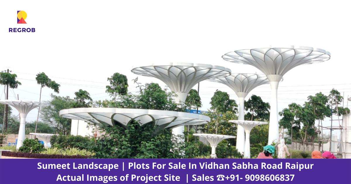sumeet landscape vidhan sabha road raipur