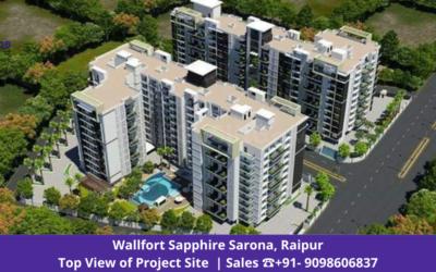 Wallfort Sapphire Sarona Raipur