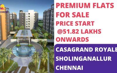 Casagrand Royale Sholinganallur Chennai