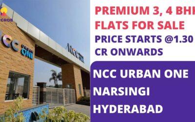NCC Urban One Narsingi Hyderabad